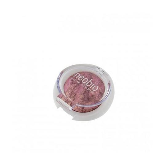 Ombretto 02 Fresh Rose Neobio, 3,5 g