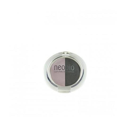 Ombretto Duetto 01 Rose Diamond Neobio, 5 g