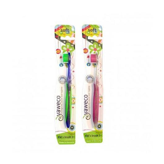Cepillo Dental Niños Kids Magic Yaweco