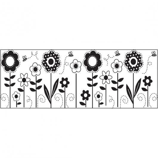 Tampón continuo - Flores Fiskars