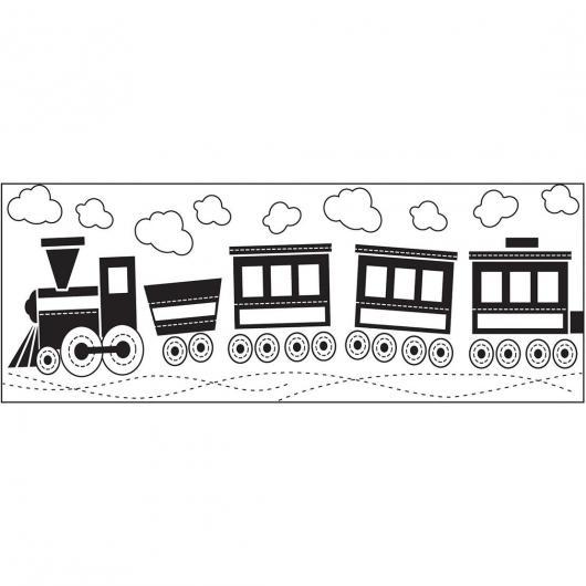 Tampón continuo - Tren Fiskars