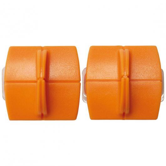 Cuchillas TripleTrack Titanium  X2 - Corte recto Fiskars