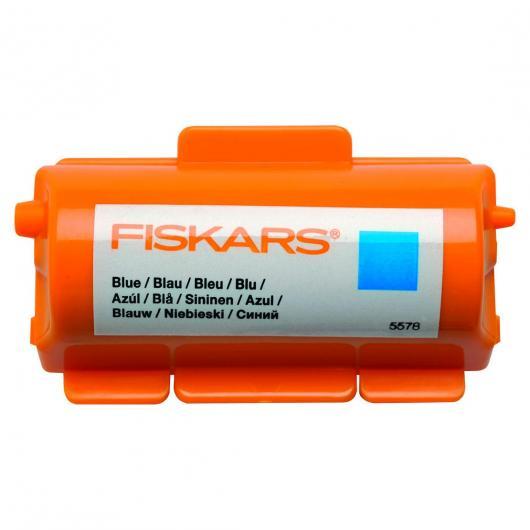 Cartucho de tinta azul Fiskars