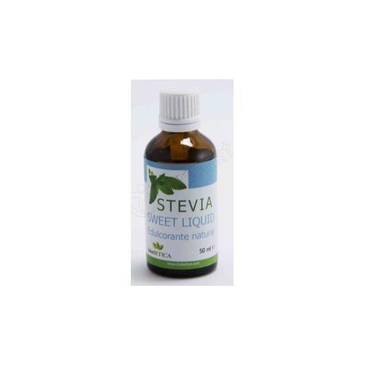 Stévia liquide 50 ml BIOBETICA