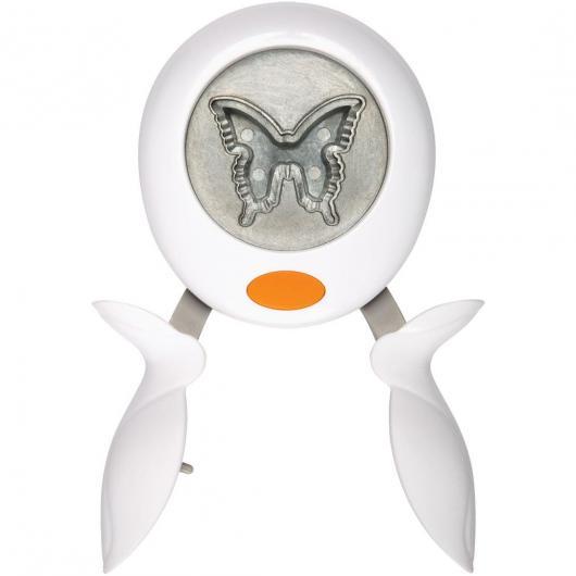Perforadora Squeeze Punch extragrande - Mariposa Fiskars