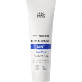 Dentifricio Menta e Fluoro organico Urtekram, 75 ml