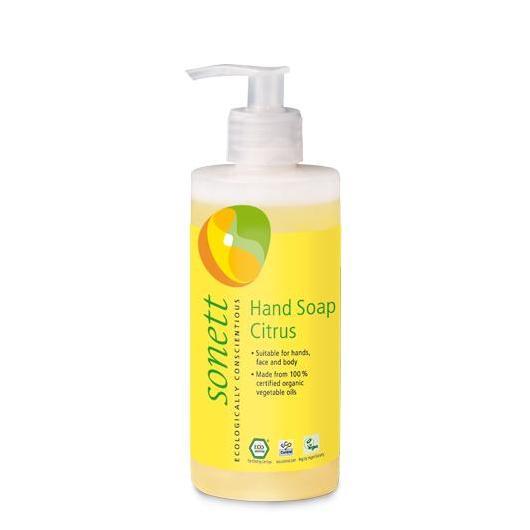 Sapone liquido per mani Cltrus Sonett, 1 L