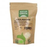 Cocco grattuggiato bio Naturgreen, 125 g