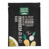 Sopa 12 Verduras Selección Naturgreen, 40g