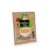 Sopa Fideos 8 verduras Naturgreen, 40g