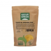 Dado vegetale di verdura bio Naturgreen, 200g