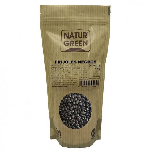 Fagioli Neri NaturGreen 500 g