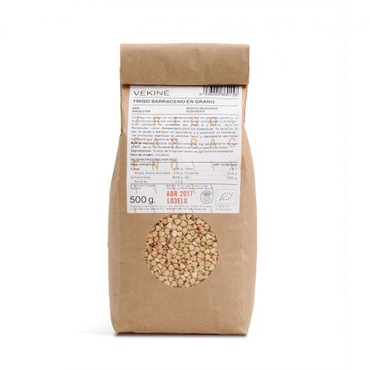 Trigo sarraceno BIO Vekiné, 500 g