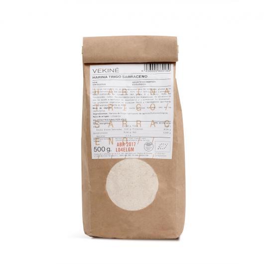 Grano saraceno in polvere BIO Vekiné, 500 g