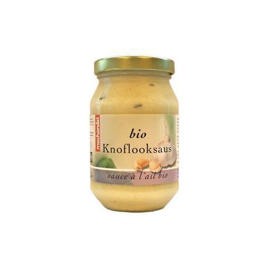 Salsa all'aglio bio Machandel 275 ml