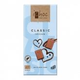 Barretta cioccolata bio con latte di Riso 80 g iChoc