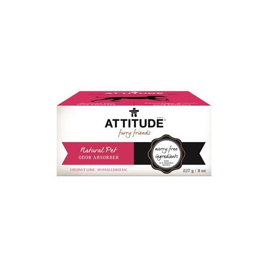 Absorbente de olores de mascotas eco Attitude 227 g