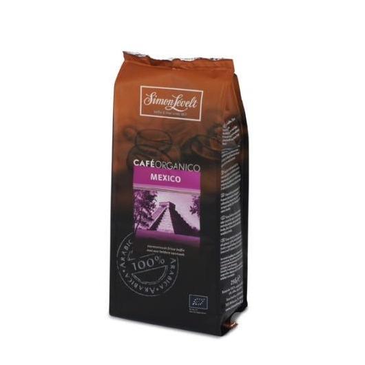 Café molido bio México Simon Lévelt, 250 gr