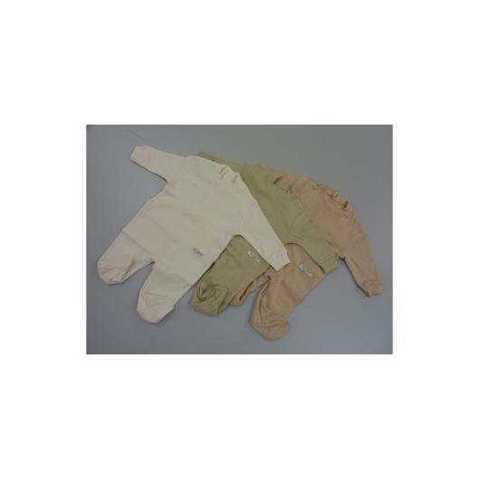 Pelele de algodón orgánico, talla (meses) 1