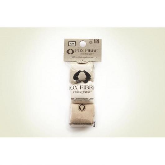 Pack 3 calcetines bebé de algodón orgánico, talla (meses) 1