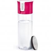 Bottiglia con filtro Brita Fill&Go rosa