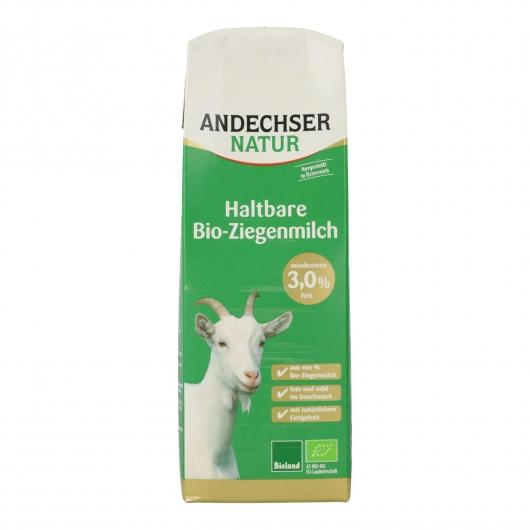 Latte di Capra UHT Andechser, 1L