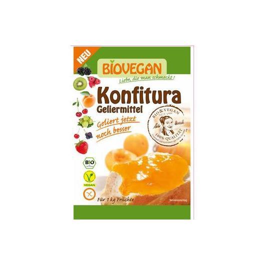 Gelificante vegano bio para mermelada BIOVEGAN 32g
