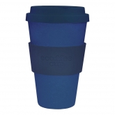 Tazza di Bambú  Deep Blue ecoffee Alternativa3, 400 ml