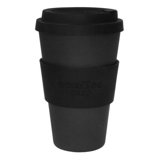 Tazza di Bambú Blackout ecoffee Alternativa3, 400 ml