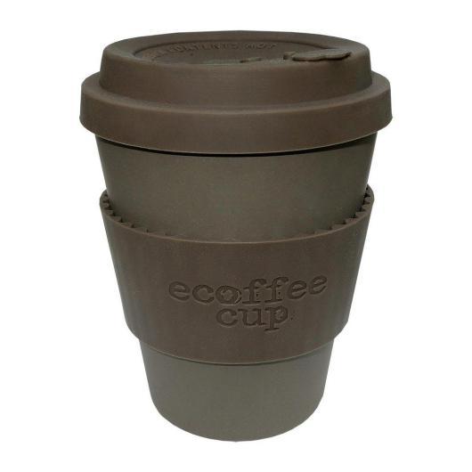 Vaso de Bambú Dark Matter ecoffeee Alternativa3, 340 ml