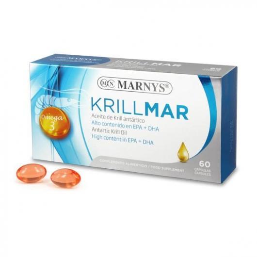 Krillmar Marnys, 60 Capsule