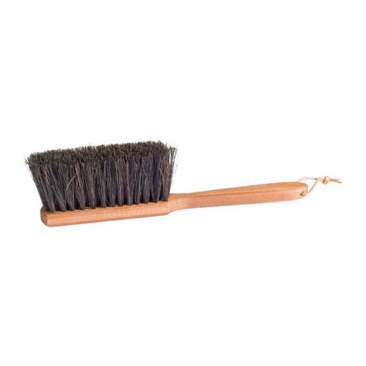 Scopa a mano da giardino, in legno di faggio e fibra Redecker, 35 cm