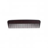 Pettine da tasca di faggio, macchiato scuro Redecker, 13.5 cm