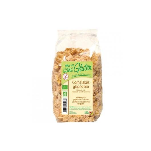 Cornflakes sucrés sans gluten Ma Vie sans gluten, 250 g
