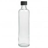 Bottiglia di vetro con tappo Biodora, 500ml