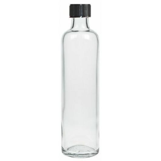 Botella de vidrio con tapa Biodora, 500ml
