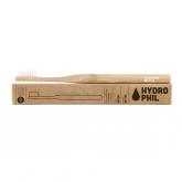 Escova de dentes bambú/nylon Natural Hydrophil