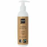 Fair Gel doccia al cocco Fair Squared, 250 ml