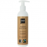 Fair Gel esfoliante di cocco (peeling) Fair Squared, 250 ml