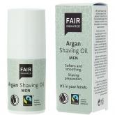Fair Aceite de afeitar de argán para hombres Fair Squared, 15ml