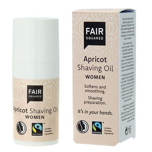 Fair Olio per depilazione all'albicocca donna Fair Squared,30 ml