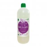 Detergente líquido BIO esencia limón prendas delicadas Biolú, 1 L