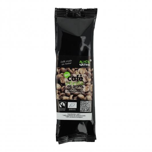 Granos de Café Verde ecológico Alternativa, 150 g