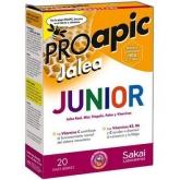 Proapic Jalea Junior 500 mg Sakai, 20 viales