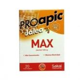 Proapic Jalea Max 1650 mg Sakai, 20 fiale