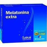 Melatonina extra 1,9 mg Sakai, 60 compresse masticabili