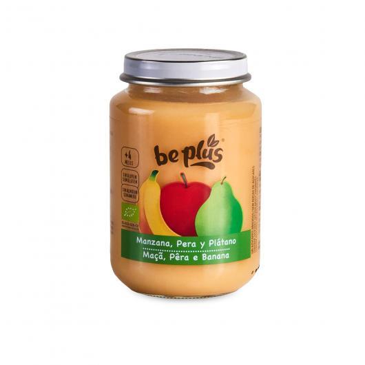 Potito BIO manzana, pera y plátano Mi Menu, 200 g