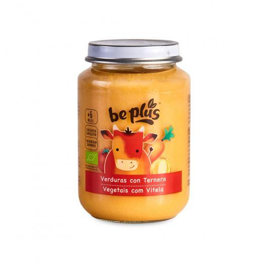 Potito BIO verduras con ternera Mi Menú, 200 g