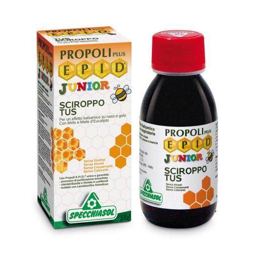 Epid Sciroppo bambini Tosse Specchiasol, 100 ml