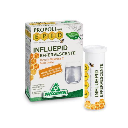Influepid Effervescente Specchiasol, 20 compresse